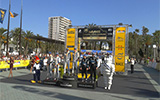 World Rally Car RALLYRACC 2014